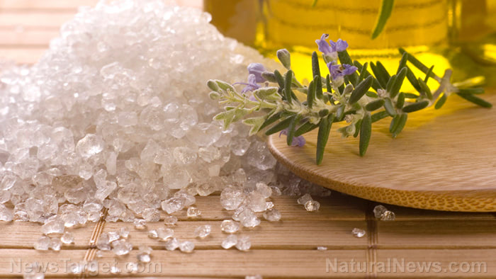 The MASSIVE differences between healthy sea salt and unhealthy iodized, irradiated table salt
