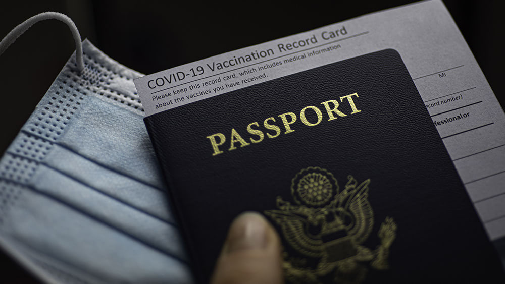 "Church leaders warn that vaccine passports are ""most dangerous policy proposal ever made"""