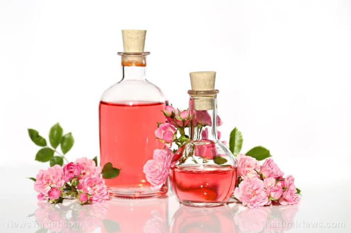 Rosa damascena hydrosol found to reduce the pathogenicity of microbes and inhibit skin inflammation