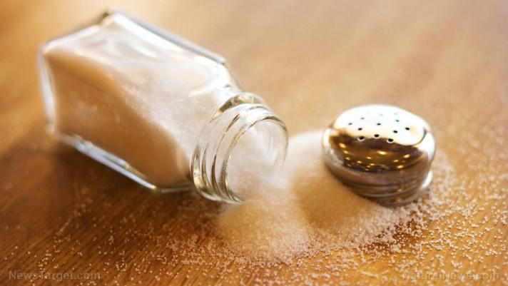 Confront Salt Confusion