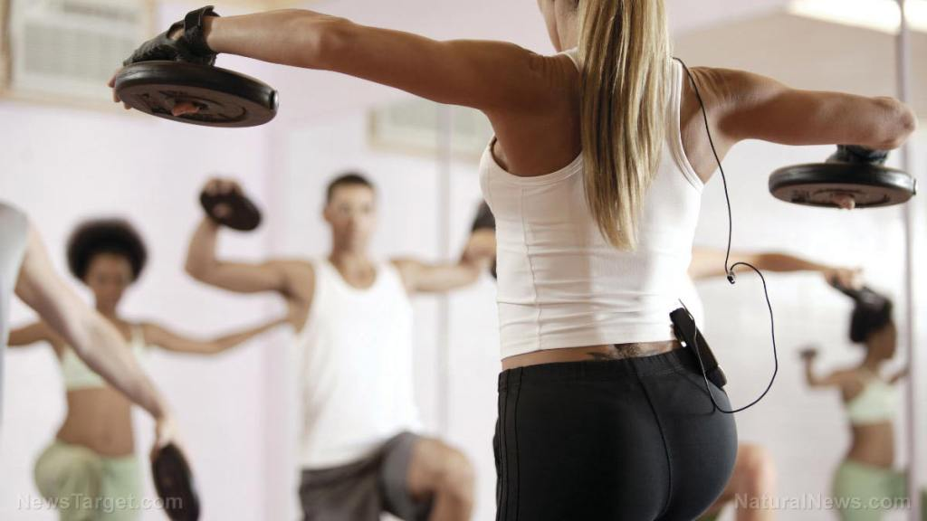 Strength training improves brain power, recent studies show