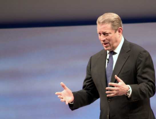 Al Gore wants $15 trillion dollars (yes, TRILLION) to fight imaginary climate change