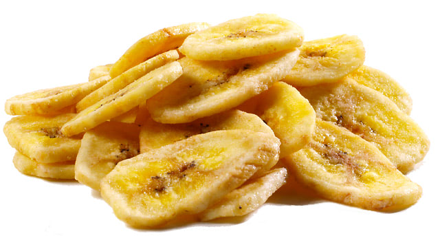 Food supply 101: How to make healthy dried banana chips