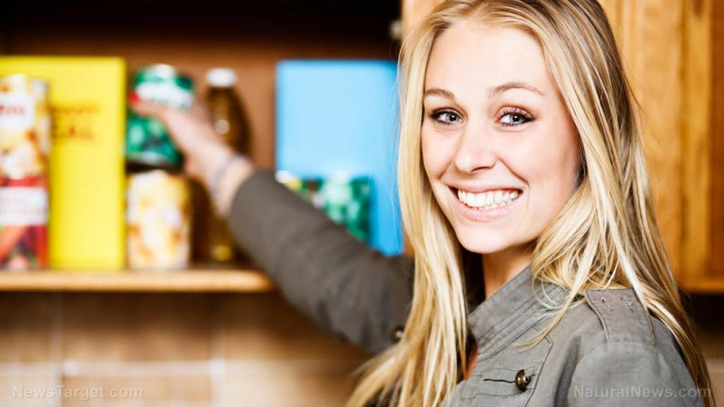 Food storage tips: How to store canned foods safely
