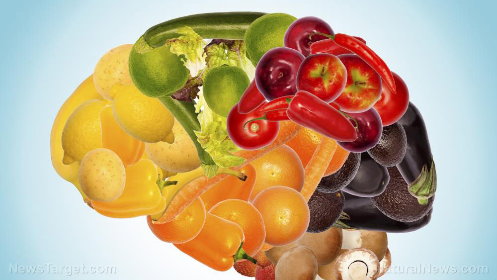 Food for the brain: Review examines the link between diet and mental health