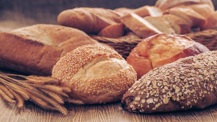 Can essential oils prolong the shelf life of bread?