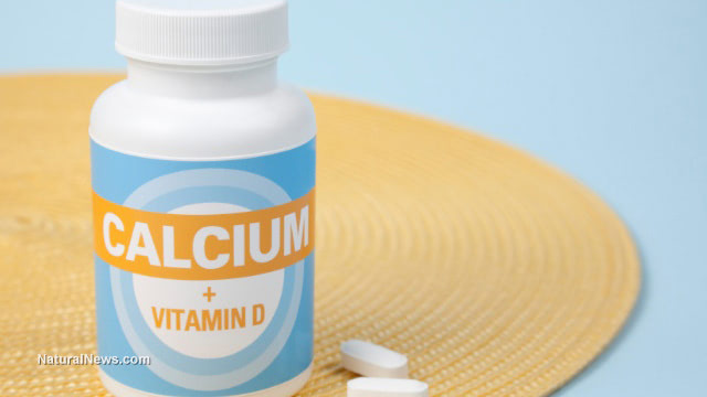 Supplemental calcium is the wrong approach to age-related bone loss