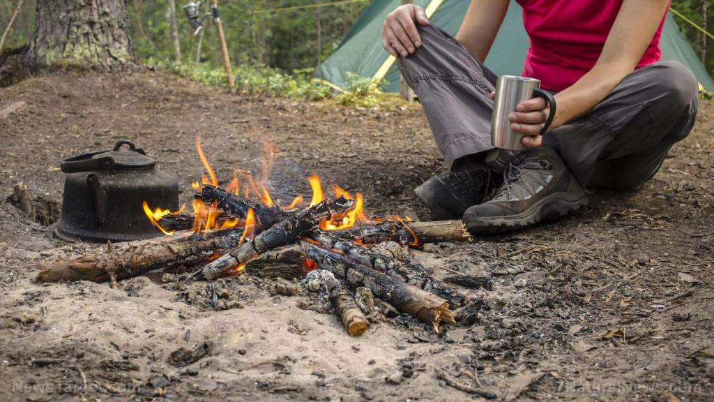 Firestarting tips: 5 Types of campfires and how to build them