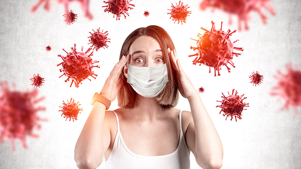 Study finds one in 10 who survive mild coronavirus infection still has symptoms 8 months later