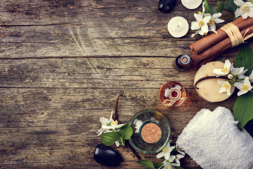 How to make DIY survival pain relief salve using essential oils