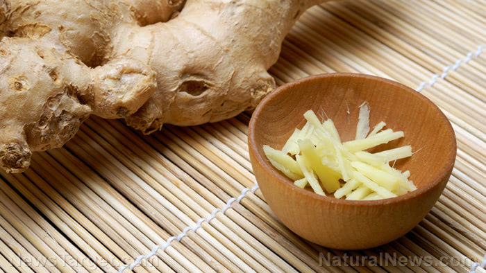 Turmeric-Ginger Tea - A powerful anti-inflammatory remedy for pain relief