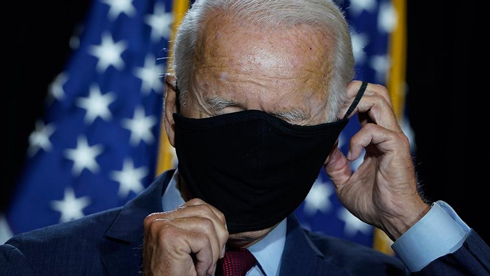 Biden demands endless mask mandates for all Americans even though masks don't stop coronavirus spread