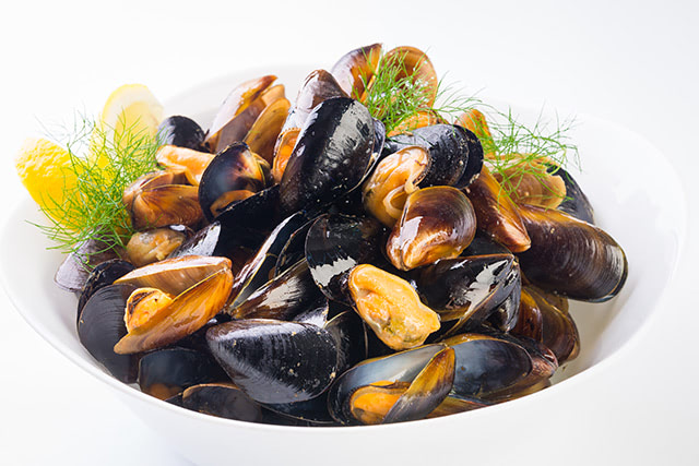 How about plastic for dinner? It is showing up in mussels from the Arctic to China, and ending up on our plates