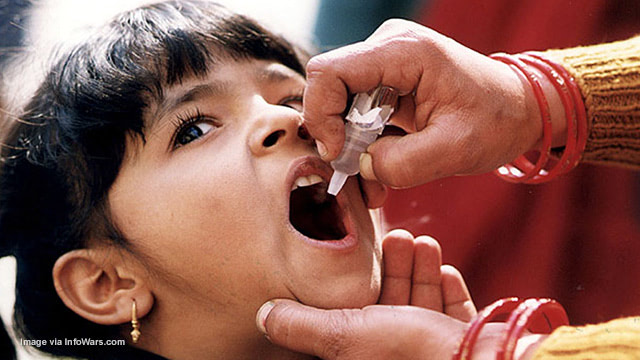 Scientists admit polio vaccine causes polio... so they're trying to destroy it before they cause another polio outbreak