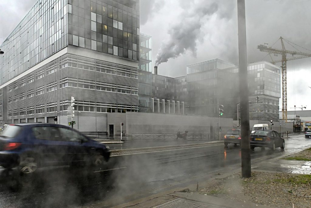 It's in the air: Air pollution can increase the risk of atherosclerosis, study says