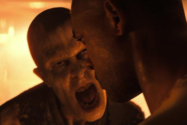 Will Smith Zombie I Am Legend