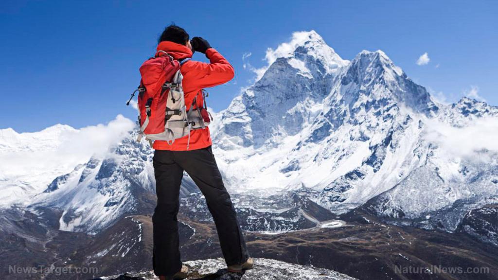 Microplastic pollution found near summit of Mount Everest