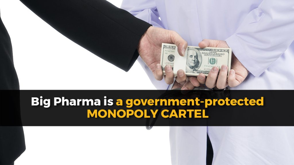 The unethical history of Big Pharma, and why they can't be trusted on anything