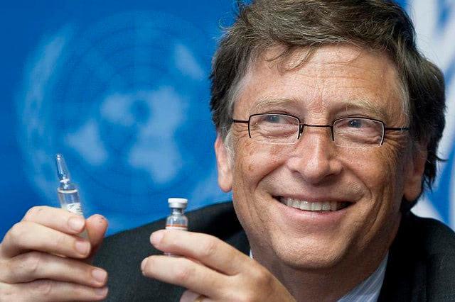 "Bill Gates killed poor tribal Indian girls through PATH ""vaccine"" initiative"