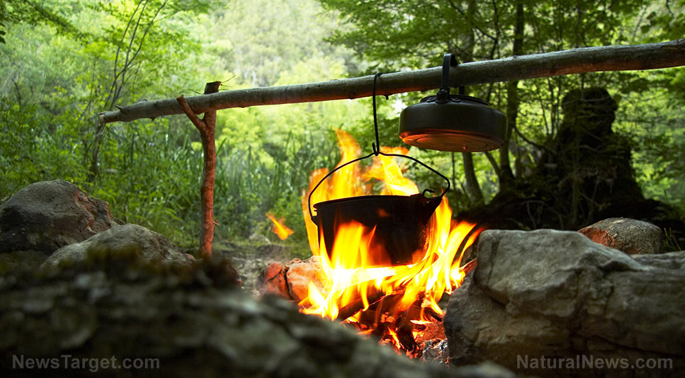 Survival essentials: 9 Stealthy ways to cook after SHTF