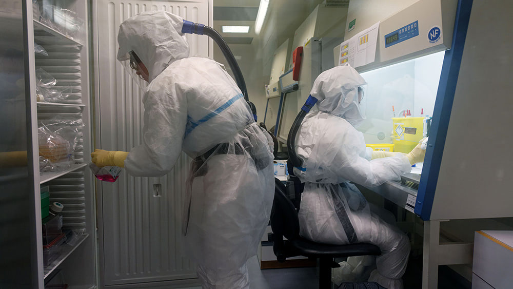 """Covid bioweapons """"bag man"""" Peter Daszak outed by The Lancet for failing to disclose his competing financial interests"""