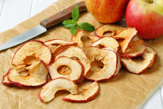 Food storage tips: How to dehydrate foods for long-term storage