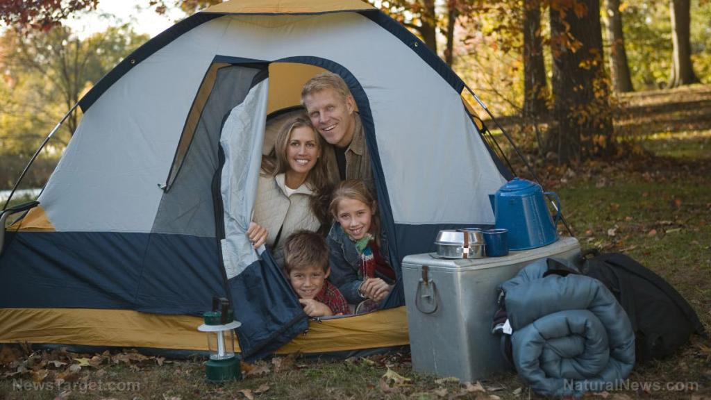 10 Must-have camping tools that can teach your kids survival skills