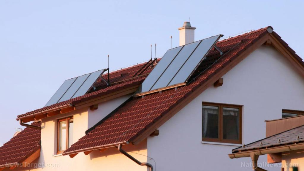 How to harness solar energy to power an off-grid air conditioner