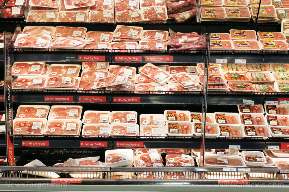 Meat-eaters paying the most as food inflation soars