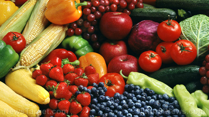 Nutrition is CRUCIAL to healthy aging