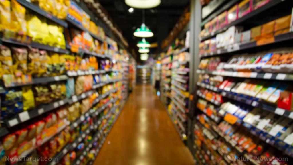 Packaged food and beverages in the U.S. are ultra-processed and ultra unhealthy