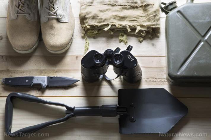 Prepping 101: How to create and store a survival kit