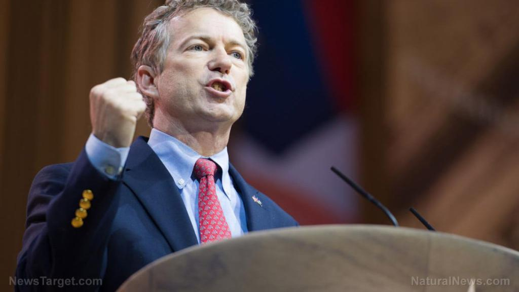 Rand Paul exposes total fraud, deception of Fauci and the CDC, who deliberately ignore NATURAL immunity