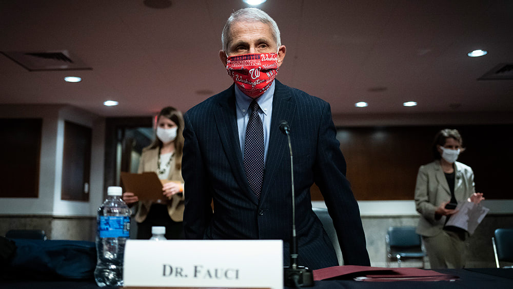 Dr. David Martin: Daszak and Fauci committed acts of domestic terrorism with coordinated release of covid bioweapons
