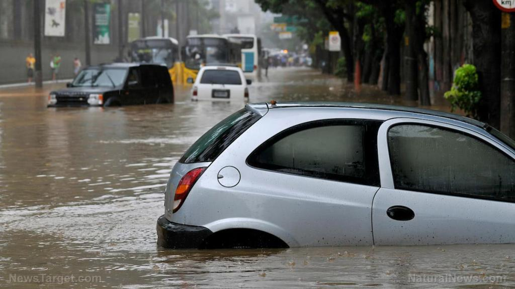 Killer floods in Europe give the world a glimpse of chaotic future