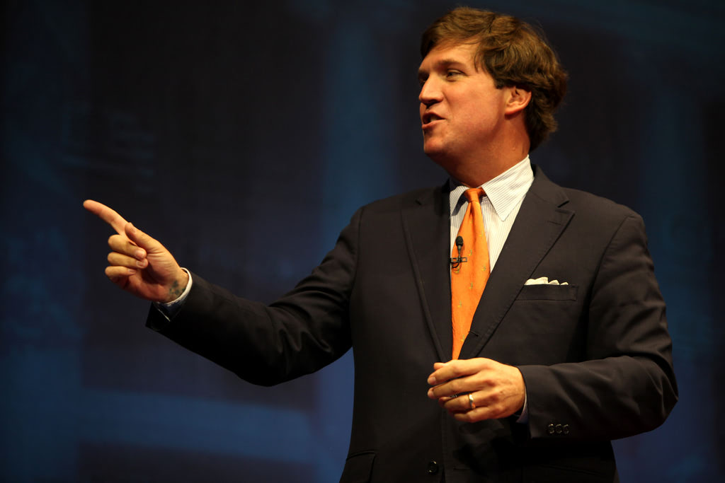 Tucker Carlson slams US government for hiding the truth about the coronavirus
