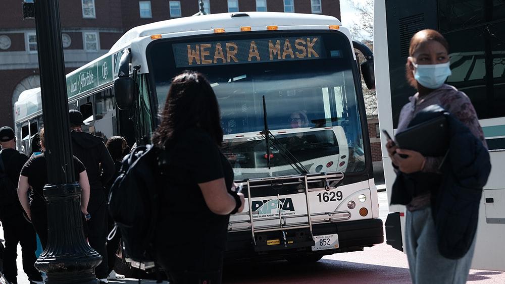Federal mask mandate still in effect on public transportation until Sep. 13