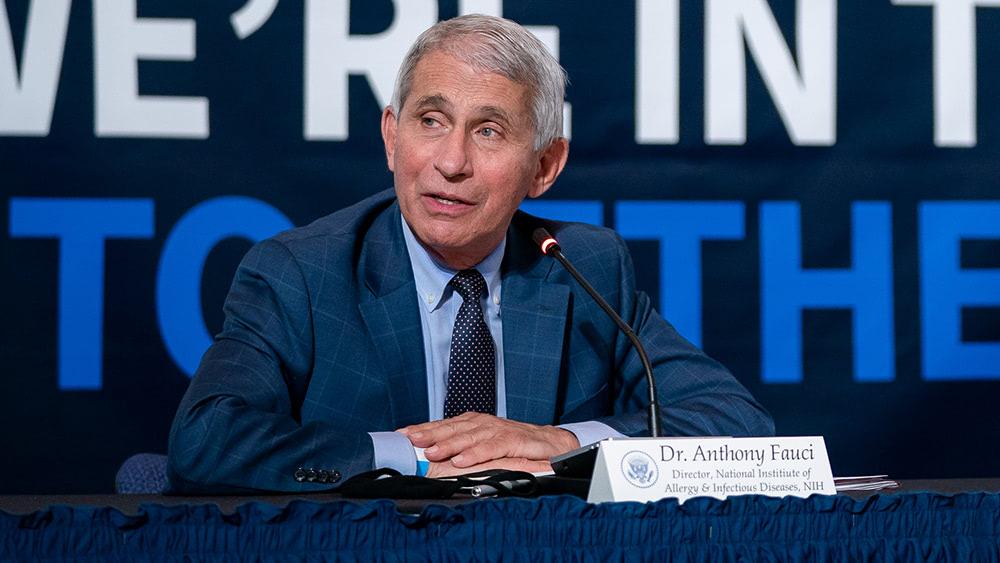 "Fauci admits covid ""vaccines"" are spreading disease"