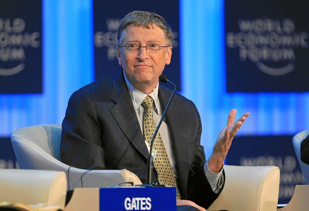 Bill Gates pushing for 7 billion mandatory experimental RNA injections that re-program human cells to produce coronavirus spike proteins