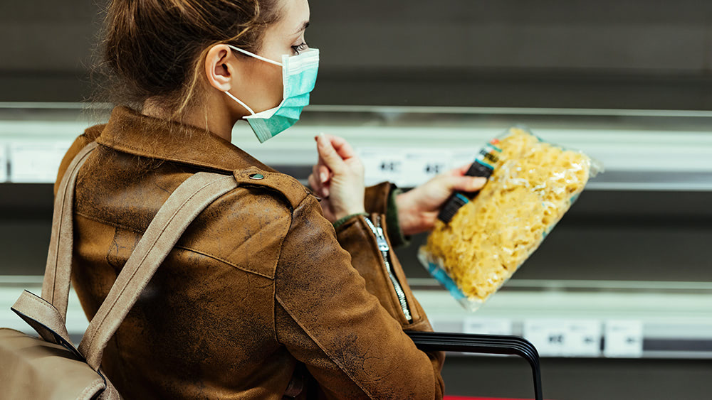 Start prepping now: Skyrocketing store prices hint at impending food shortages