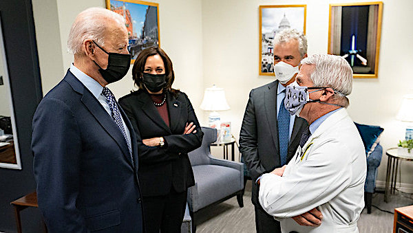 """Biden pushes THIRD spike protein """"booster"""" injection on Americans"""