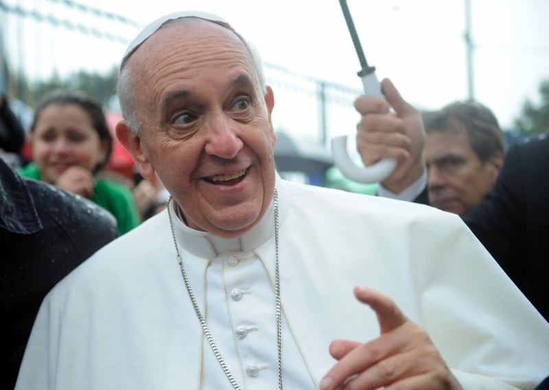"""SATAN'S PUPPET: Pope Francis calls getting the abortion-tainted COVID-19 vaccine """"an act of love"""""""