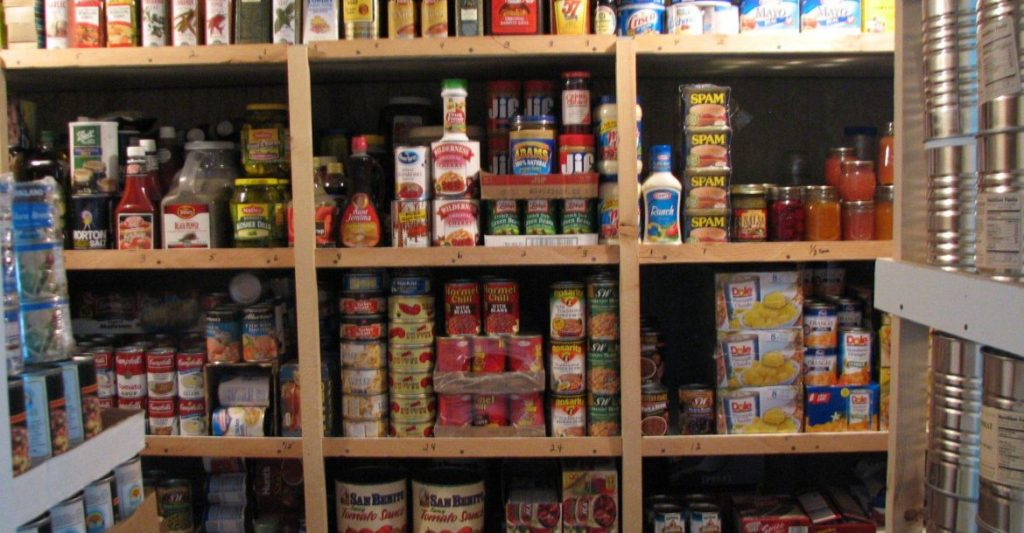 Stock up on these 7 basic food items before SHTF