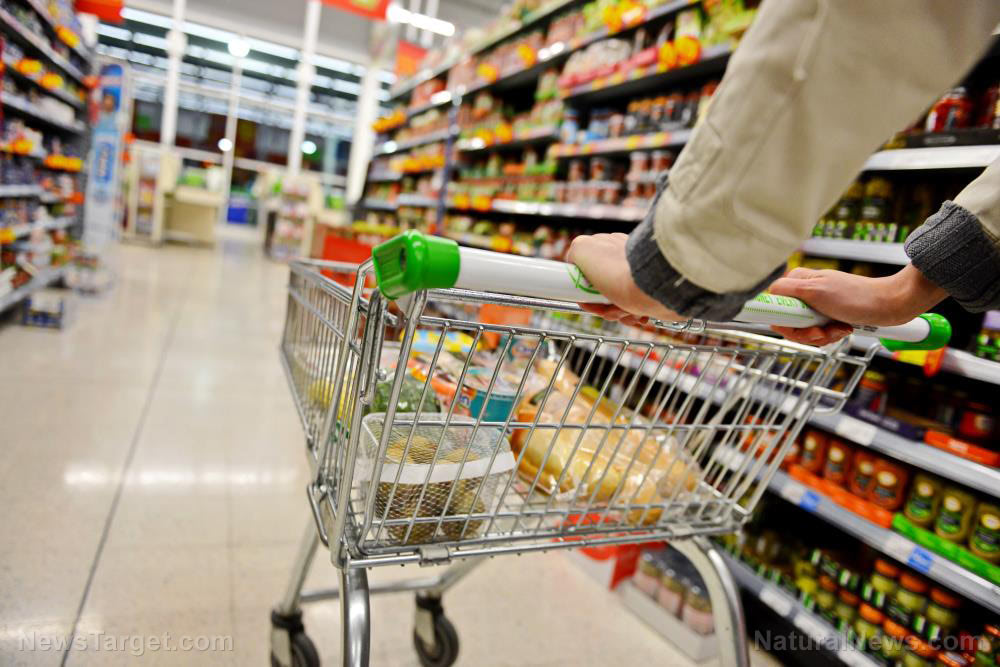 Grocery prices skyrocket 31 percent in one year as lockdowns, drought and money printing unleash food inflation