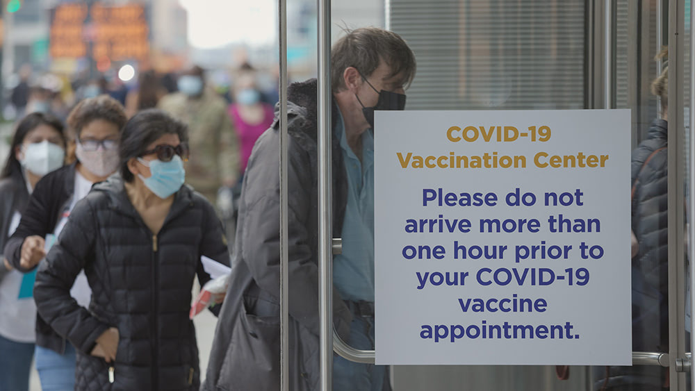 Unvaccinated people have already achieved herd immunity, while the VACCINATED are now getting sick as their vaccines fail