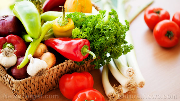 Eating a plant-based diet can help protect against COVID-19, researchers find