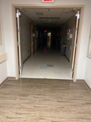 ICU wings SHUT DOWN because there were no COVID patients to admit during the pandemic.