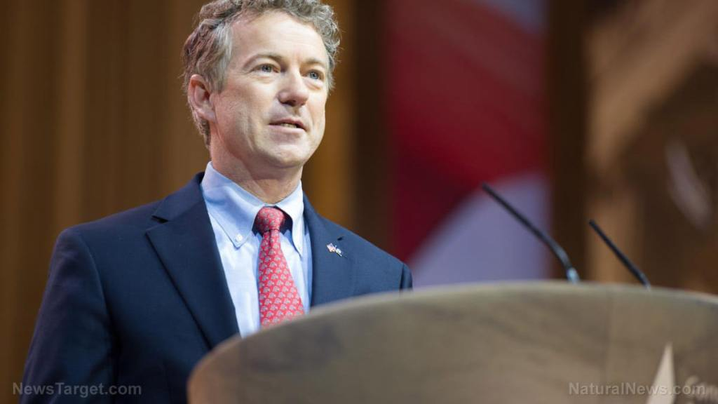 Sen. Paul says 'Fauci lied again'; lying to Congress could result in jail time