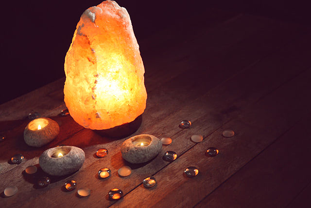 Why every home should have a Himalayan salt lamp