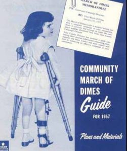 march of dimes: propaganda from the posters